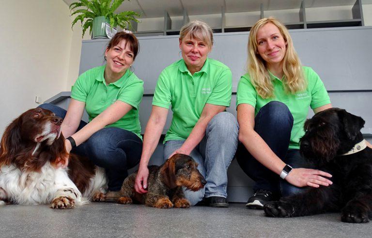 Ihr Tierarzt Team heidi Pasche